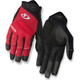 Giro Xen Gloves Dark Red/Black/Gray